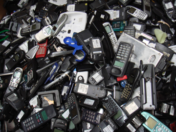 More Old Wireless Cell Phones