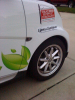 Recycling for Charities Smart Car