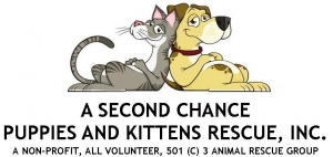 A Second Chance Puppies and Kittens Rescue